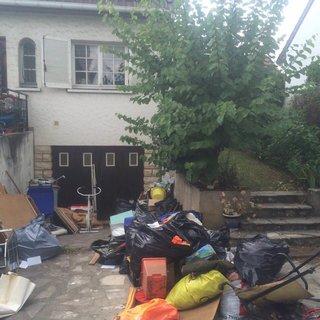débarrasser une maison, un appartement à Paris et île de france