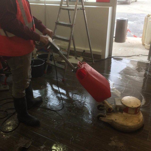 entreprise nettoyage industriel paris