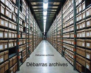 enlèvement et débarras d'archives des entreprises